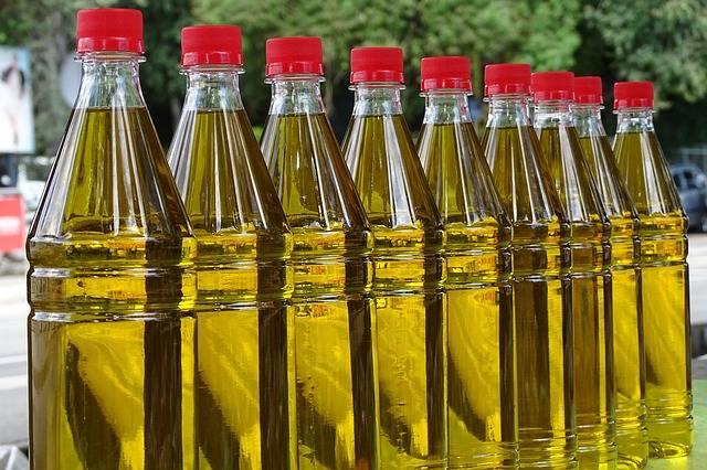 15 alimenti miracolosi per una pelle luminosa: Olio d'oliva