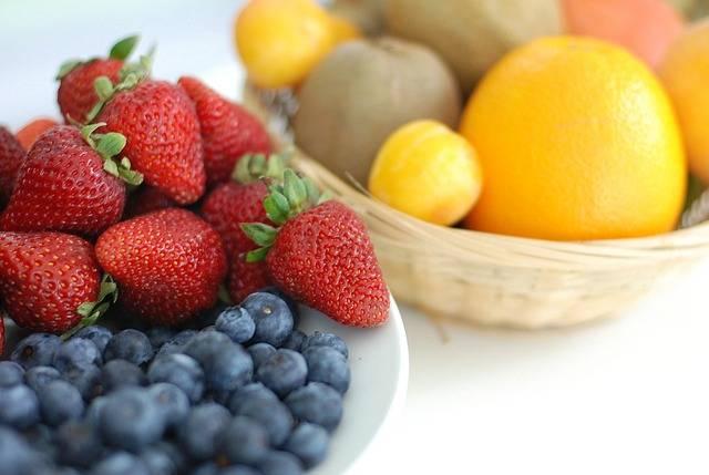 Dieta Macrobiotica Frutta