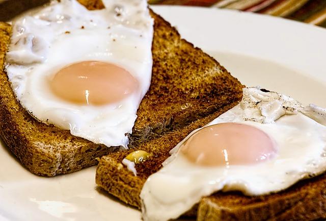 19 modi per perdere peso scientificamente provati: mangiare uova a colazione