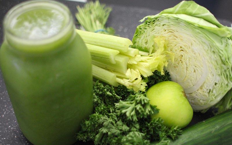 Dieta Detox per 15 giorni e menu disintossicante