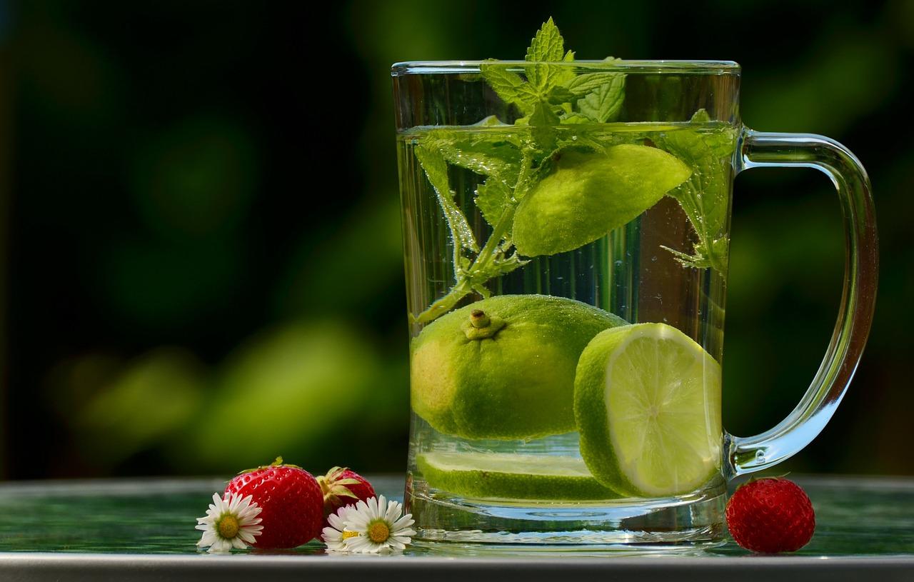 Acqua Detox ricette brucia grassi e dimagranti