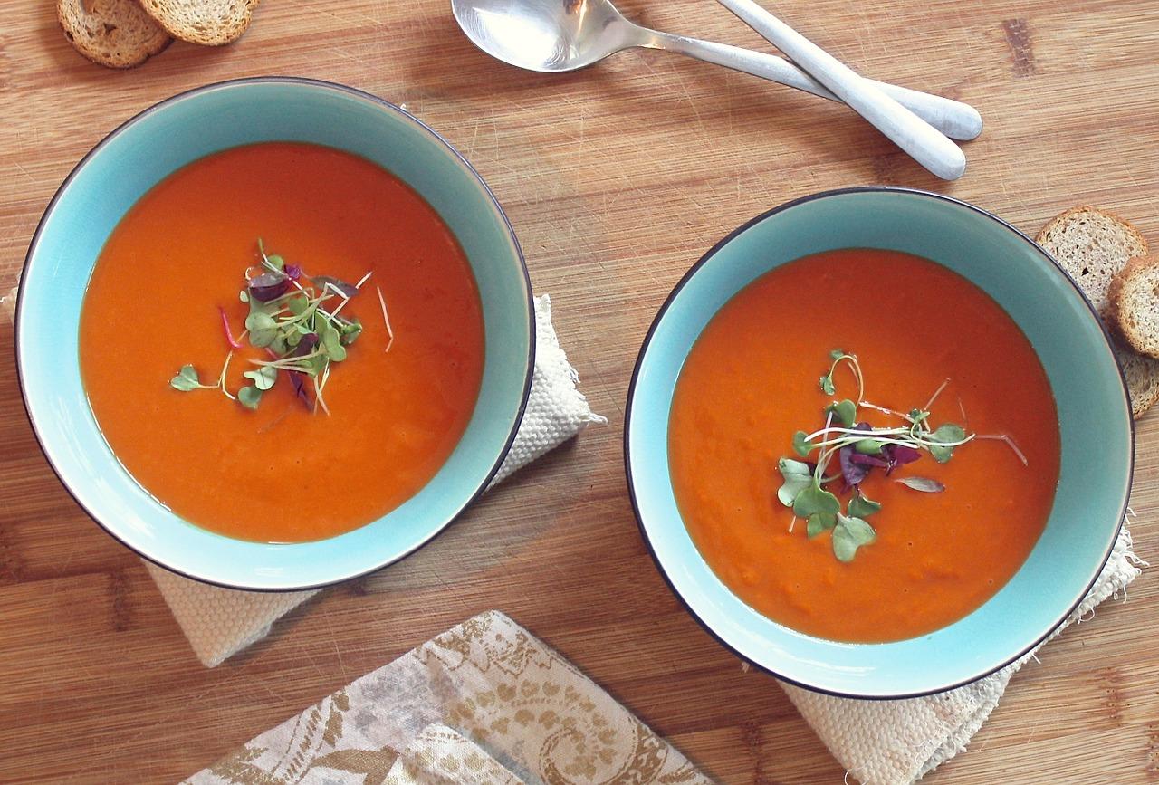 Come perdere peso mangiando zuppe vegetali