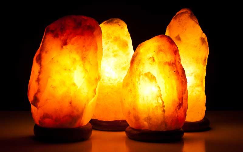 Le lampade di sale e i loro benefici per la tua salute