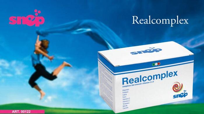 Prodotto Real Complex Snep