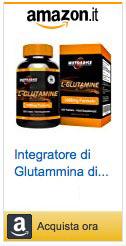Integratore di Glutammina NUTRA RISE