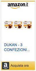 Barette Dukan 3 confezioni