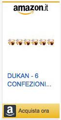 Barette Dukan 6 confezioni