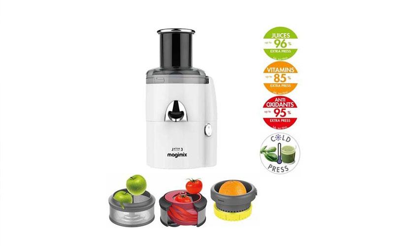 Magimix Juice Expert 3: un prodotto unico sul mercato