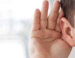 Problemi di udito: la dieta per preservare la funzionalità dell'orecchio